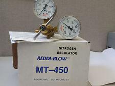 REHVAC Nitrogen CO2 Regulator MT-450