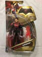 Batman vs Superman CHALEUR VISION SUPERMAN FIGURINE DC Mattel 2015