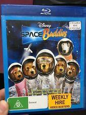 Space Buddies ex-rental BLU RAY (2009 Disney family / kids movie) cheap