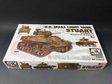 AFV Club AF35053 1/35 U.S. M3A3 Light Tank Stuart