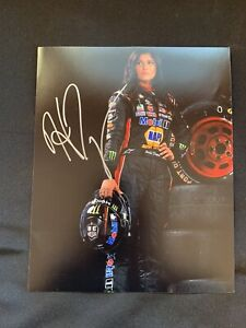 HAILIE DEEGAN Autographed Glossy 8x10 Photo MONSTER ENERGY