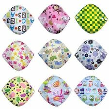 Reusable Panty Liner Washable Menstrual Pads Cotton Cloth Mama Health Care 1 Pc