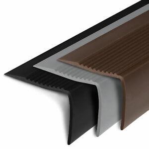 Treppenkantenprofil ️PVC Selbstklebend 60x42mm Seattle Stufenkantenprofil Farbig