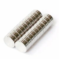 20pcs 8mmx3mm Round Super Strong Neodymium Mini Magnets Disc Rare Earth Magnet