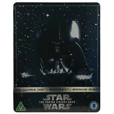 Star Wars The Empire Strikes Back 4k Ultra HD Blu-ray Bonus Disc