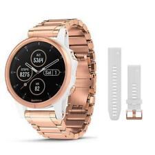 Orologio Garmin FENIX 5S PLUS Smartwatch Acciaio Rosè 42mm Sapphire 010-01987-11