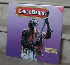 chuck berry :  back in the usa  (double LP)  DLP 2 773
