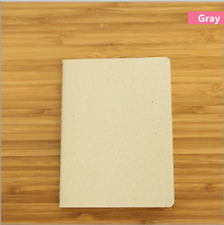 Quality Notebook Kraft Blank Sketchbook Journal Student Graffiti Sketch Drawing