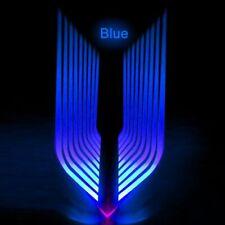 Car Motorcycle LED Decorative Lights Emergency Signal Wings Fog Warning Lights