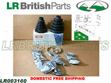 LAND ROVER FRONT AXLE BOOT KIT FITS RH OR LH SIDES LR2 NEW GKN LR003160