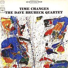 The Dave Brubeck Quartet – Time Changes ( CD - Album - Remastered )