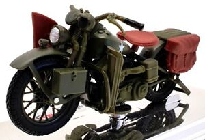 Maisto 1/18 Scale Motorcycle 39360 - 1942 Harley Davidson WLA Flat Head
