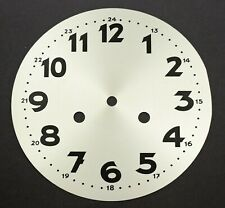 Uhren Zifferblatt D 175 f Wanduhr Regulator Uhrwerk Uhr Uhrmacher clock dial