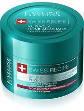 20,90EUR/100ml EVELINE SWISS RECIPE Antifalten Gesicht & Körper Creme 50 ml