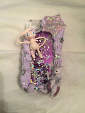 READY TO SHIP Handmade Mew & Mewtwo Pokemon decoden iPhone 4/4s case
