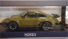 Norev 187575 Porsche 911 Turbo 3.3 1977 - Olive Green