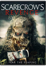 SCARECROW`S REVENGE / (WS)-SCARECROW`S REVENGE / (WS) (US IMPORT) DVD NEW