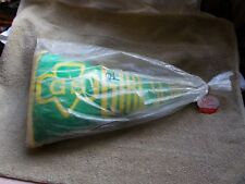 VGT GIRL SCOUT PENDANT  SUTTON  PILLOW FACTORY SEALED ADVERTIZING SIGN