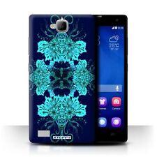 Fundas y carcasas Para Huawei Honor 8 color principal azul para teléfonos móviles y PDAs Huawei