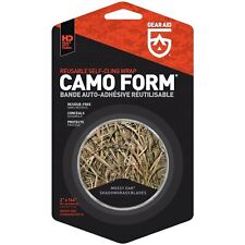 Gear Aid Camo Form Reusable Fabric Wrap Mossy Oak Shadow Grass Blades 4 Yards
