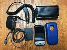 HTC Hero Gray (Sprint) Smartphone includes 2 batteries, leather case, 2 chargers