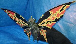 Battra Imago missing 1 arm 1992 Godzilla vs Mothra Bandai vinyl figure Read Desc