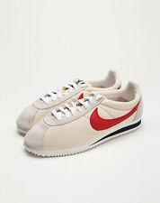 NIKE Classic Cortez VINTAGE Neu Sommer Sneaker Gr:40 Premium Retro US:7 sail-red
