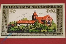 Notgeld Wildeshausen -IN- , 50 Pf Schein Nr 1 , Mehl Grabowski 1426.1 , kfr/unc