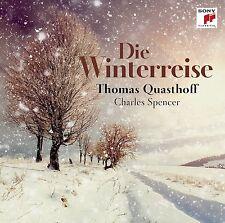 THOMAS QUASTHOFF - DIE WINTERREISE  CD NEU SCHUBERT,FRANZ