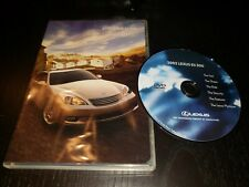 2002 Lexus ES 300 Advertising DVD