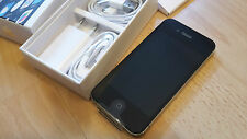 Apple iPhone 4s 64GB in black simlockfrei + brandingfrei + iCloudfrei WIE NEU !