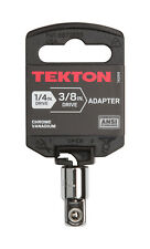 TEKTON 14269 1/4-Inch Drive (F) by 3/8-Inch Drive (M) Adapter