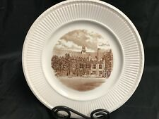 """Wedgwood 1941 Old London View Collector Plate ~  """"MIDDLE TEMPLE INN"""" ~ 10 1/2"""""""