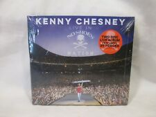 New KENNY CHESNEY CD Live in NO SHOES NATION 29 track 2 Disc Album Country