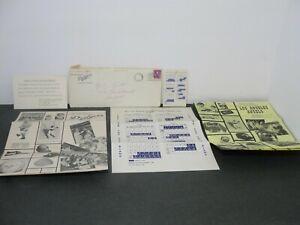 Vintage 1963 Los Angeles Dodgers Baseball Schedule + Mail & Ticket Order