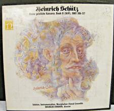 Heinrich Schutz Kleine Geistliche Konzerte Book II (1639) SWV 306-337  4pc