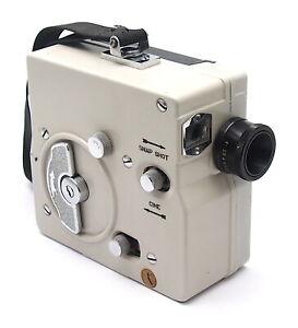 Vintage Pathescope Prince Colour 9.5mm Cine Camera - UK Dealer