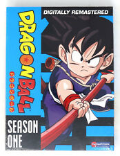 Dragon Ball Season One DVD Uncut Digitally Remastered 5 Discs 31 Episodes NEW