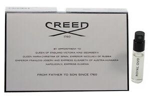 Creed Royal Oud Men Sample vial 0.08 oz Edp Spray New On Card