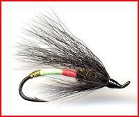Undertaker Fly Fishing Salmon Steele Wet Flies ( Six Flies )