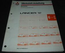 Werkstatthandbuch Mitsubishi Lancer Typ CJ0 Bremse, Karosserie Elektrik ab 1997