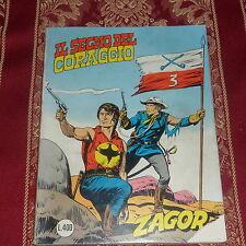ZAGOR ZENITH numero 201 ORIGINALE *Prima Edizione*