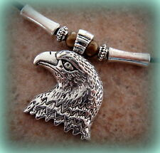 EAGLE Necklace Pendant Jewelry - Vintage Civil War Eagle Bird theme