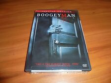 The Boogeyman (DVD, 2005 Widescreen Special Edition) Lucy Lawless NEW Boogey Man