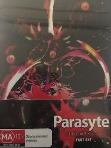 PARASYTE - THE MAXIM - Part 1 Ltd Edition 4 Disc Bluray + DVD Box BRAND NEW! HB1