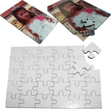 Personalised Custom Child's Wooden 30 Jigsaw Puzzle Add Photo/Name/ Message GIFT