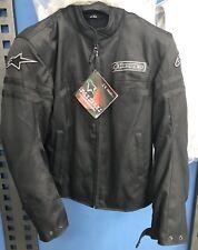 Giacca giubbino moto donna Alpinestars stella 7-10 wp tg l xl