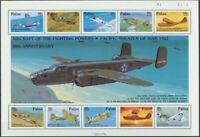Palau, MiNr. Block 21, Flugzeuge, postfrisch / MNH - 694011