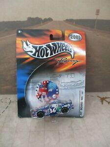 Car 1:64 Diecast NASCAR 2001 Ken Schrader HW 4rth July Daytona M&M'S Pit Board