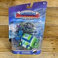 Skylanders SuperChargers Dive Bomber Racing Video Game Character Sea Vehicle